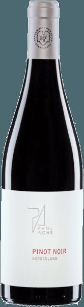 Pinot Noir aus dem Burgenland 2016 - Weingut Paul Achs