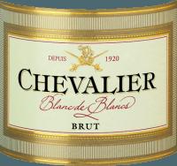Vorschau: Blanc de Blancs Brut - Chevalier