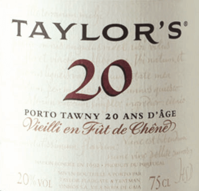 Tawny 20 Years Old - Taylor's Port von Taylor's Port