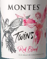 Vorschau: Montes Twins Red Blend 2019 - Montes