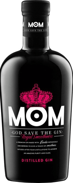 MOM God save the Gin - Gonzalez Byass