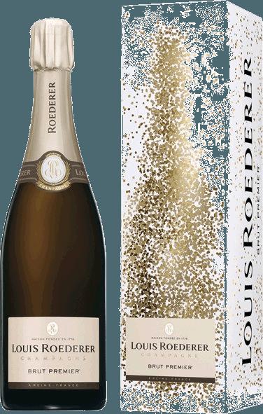 Brut Premier Design Kollektion - Champagne Louis Roederer