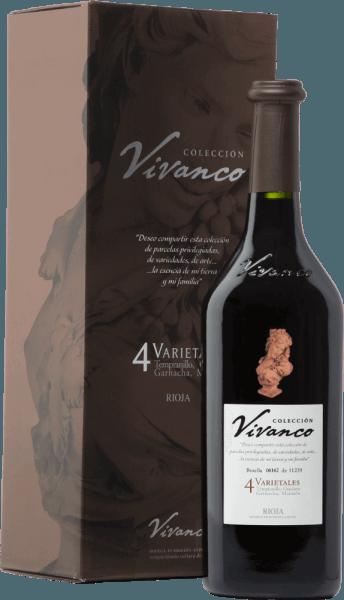 Colección Vivanco 4 Varietales Rioja DOCa 2016 - Vivanco von Dinastia Vivanco