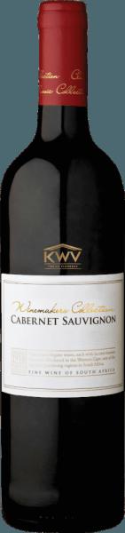 Cabernet Sauvignon Western Cape 2019 - KWV