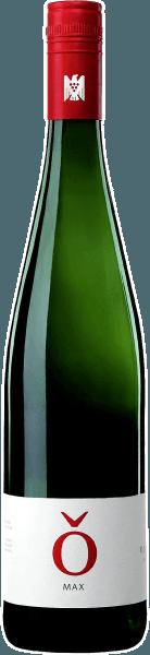 Der Max Riesling von Von Othegraven überzeugt mit seinen herben Aromen von Grapefruit und einer intensiven Schiefermineralität. Am Gaumen präsentiert sich dieser Weißwein lebendig frisch mit einer feinen Struktur und feinherber Zitrusfrucht. Eine würzige Kräutermineralität ergänzt das Geschmackserlebnis bevor dieser Riesling in einem langen Finale endet. Speiseempfehlung für den Max Riesling Genießen Sie diesen trockenen Weißwein zu Meeeresfrüchten, Sushi oder zu gegrilltem Fleisch.