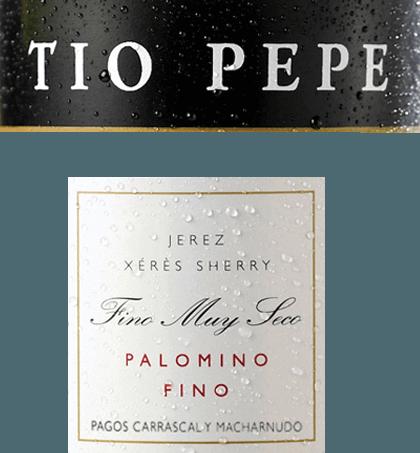Tio Pepe Palomino Fino - Gonzalez Byass von Gonzalez Byass S.A.
