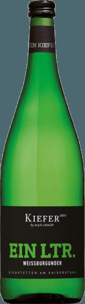 Weißburgunder halbtrocken 1,0 l - Weingut Kiefer