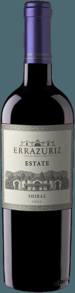 Errazuriz Estate Syrah Aconcagua Valley 2016 - Viña Errazuriz