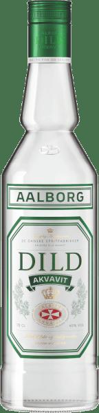 Aalborg Dild Akvavit - De Danske Spritfabrikker