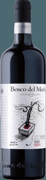 Vineargenti Rosso Riserva 2016 - Bosco del Merlo