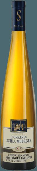 Gewürztraminer Réserve Cuvée Christine 2015 - Domaines Schlumberger
