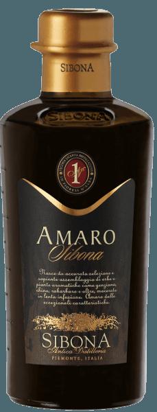 Der Amaro Sibona von Antica Distilleria Sibona ist ein einzigartiger Kräuterlikör mit außergewöhnlichen Eigenschaften, der nach einem uralten Piemonteser Familienrezept hergestellt wird, würzig an der Nase, mild und aromatisch im Geschmack. Dafür werden 34 verschiedenen Kräutern, Heilkräutern und aromatischen Pflanzen, wie Enzian, echtes Tausendgündelkraut, Rhabarber und weiteren Kräutern.Die Zutaten werden in ihrer besonderen Zusammensetzung mehrere Wochen langsam mazeriert und anschließend einer Reifung unterzogen. Empfehlungen für den Amaro Sibona von Antica Distilleria Sibona Genießen Sie diesen feinen Kräuterlikör aus dem Piemont von der historischen Distilleria Sibona am besten pur oder on the Rocks oder auch zu Eisspeisen und Desserts oder auch als raffinierte Zutat in Risotto. Auszeichnungen Internationaler Spirituosen Wettbewerb 2013 - Großes GoldInternationaler Spirituosen Wettbewerb 2016, 2015, 2014 und 2012 -Gold