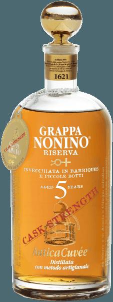 Grappa Antica Cuvée Riserva Cask Strength 5 years - Nonino Distillatori