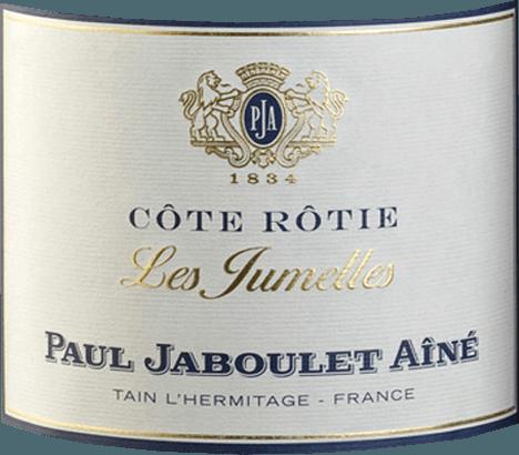 Les Jumelles Rouge 2015 - Paul Jaboulet Aîné von Paul Jaboulet