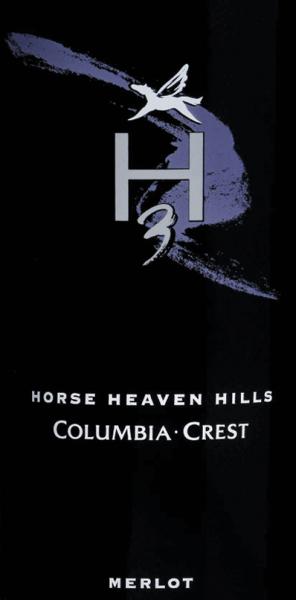 H3 Horse Heaven Hills Merlot 2017 - Columbia Crest von Columbia Crest