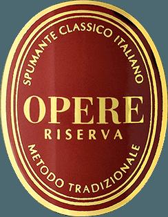 Opere Metodo Classico Brut Riserva - Opere Trevigiane von Villa Sandi