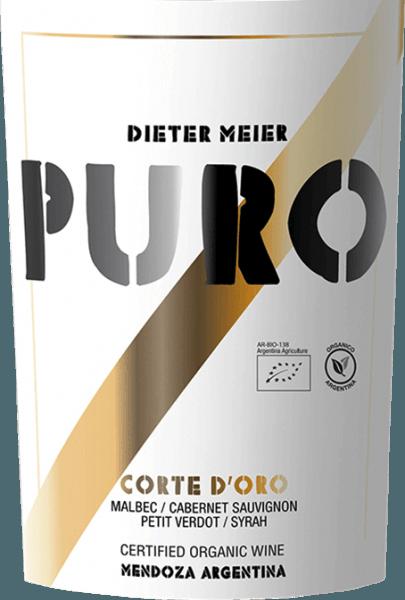 Puro Corte d'Oro Mendoza 2017 - Dieter Meier von Dieter Meier