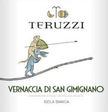 Vernaccia di San Gimignano DOCG 2019 - Teruzzi von Teruzzi
