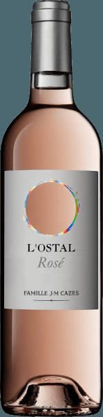 L'Ostal Rosé 2019 - Domaines Cazes