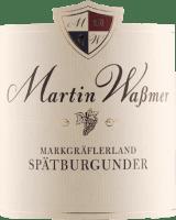 Vorschau: Markgräflerland Spätburgunder 2018 - Martin Waßmer