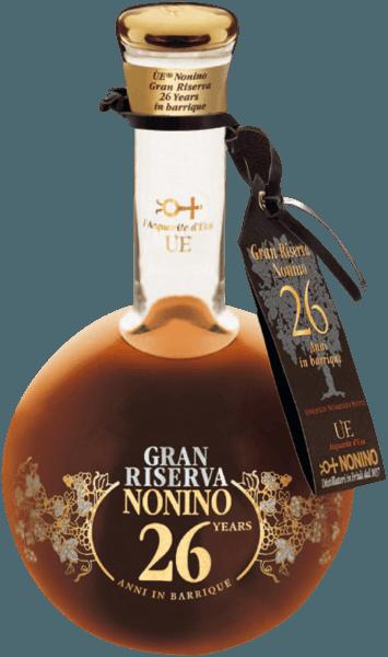 Ùe Gran Riserva 26 Jahre in Barrique gereift - Nonino Distillatori