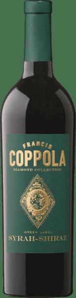 Diamond Collection Green Label Syrah-Shiraz 2017 - Francis Ford Coppola