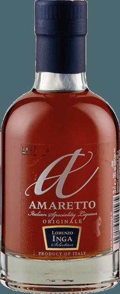 Amaretto Originale Miniatur 0,2 l - Lorenzo Inga