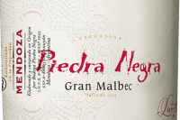 Vorschau: Gran Malbec 2014 - Bodega Piedra Negra