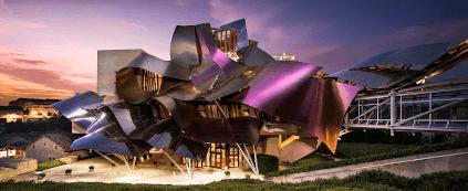 Das Hotel der City of Wine