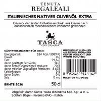 Vorschau: Olio Extra Vergine di Oliva Olivenöl 0,5 l 2020 - Tenuta Regaleali