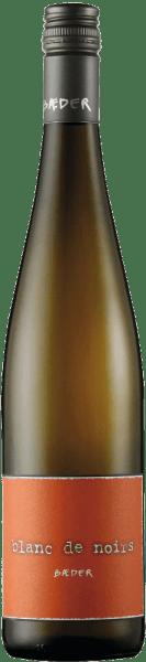 Spätburgunder Blanc de Noir 2019 - Weingut Bäder