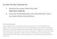 Vorschau: 100 € VINELLO Geschenkgutschein SOFORTVERSAND via E-Mail