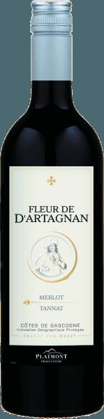 Fleur de d'Artagnan Merlot Tannat IGP 2018 - Plaimont
