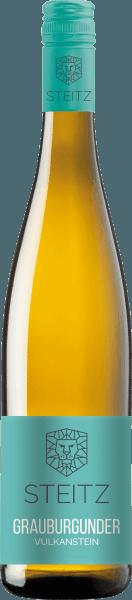 Grauer Burgunder Vulkangestein Deutscher Weißwein