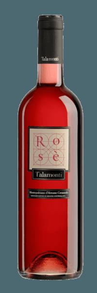 Der Rosé Cerasuolo d'Abruzzo DOC von Talamonti glänzt in hellem Rubinrot im Glas. An der Nase entfalten sich intensive Duftnoten von roten Beeren, Brombeere und Johannisbeere und Aromen von Maraska-Kirsche. Trocken im Geschmack, begeistert dieser italienische Rosé aus den Abruzzen durch seine Frische und vollmundige Fruchtigkeit mit schön eingebundener Säure. Der Abgang ist gefällig und fruchtbetont. Herstellung des Rosé Cerasuolo d'Abruzzo von Talamonti Dieser fruchtige italienische Rosé wird aus 100% Montepulciano d'Abruzzo in Rosé hergestellt. Nach der selektive Lese und der sanften Entrappung, werden die Trauben schonend gepresst. Dann folgt eine Maischegärung in Edelstahltanks für 1 bis 2 Tage und eine temperaturgesteuerte Gärung über 5 bis 6 Tage in Edelstahltanks. Speiseempfehlungen für den Rosé von Talamonti Servieren Sie diesen italienischen Rosé ganz klassisch zu Salaten, hellem Fleisch in verschiedenen Zubereitungen und als ansprechenden Aperitif.