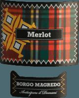 Vorschau: Merlot DOC 2019 - Borgo Magredo