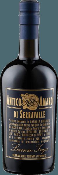 Antico Amaro di Serravalle 0,5 l - Lorenzo Inga