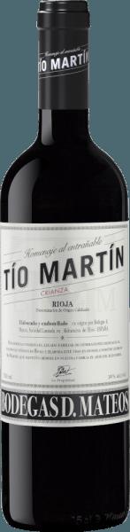 Tio Martin Crianza 2016 - Bodegas D. Mateos