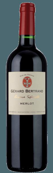 Réserve Spéciale Merlot 2017 - Gérard Bertrand