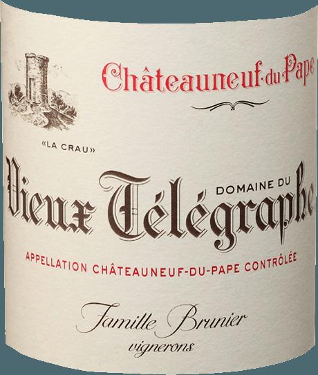 Der Vieux Télégraphe Blanc gehörtzu den feinsten weißen Châteauneuf-du-Pape überhaupt. Im Glas leuchtet der Weißwein von der Rhône in einem satten goldgelb. Das duftige Bouquet des Vieux Télégraphe Blanc von Vignobles Brunier offenbart elegante Aromen von Äpfeln, Steinobst, weißen Sommerblüten und einer Spur Exotik. Die Cuvée aus 4 Weißweinsorten ist jedoch zugleich kraftvoll und mineralisch mit einer großartigen Länge im Abgang. Vinifikation des Châteauneuf-du-Pape Blanc AOC von Vieux Télégraphe Die Trauben für die Cuvée (40% Clairette, 25% Rousanne, 25% Grenache Blanc, 10% Bourboulenc) werden selektiv von Hand gelesen, im Keller in modernen, pneumatischen Pressen abgepresst und anschließend fermentiert (zu 60% in Gärbehältern, 40% in kleinen, z. T. neuen Holzfässern). Nach neun Monaten wird die Cuvée erstellt und der Wein auf Flaschen gefüllt. Im Alter von einem Jahr wird der Wein auf dem Markt angeboten. Speiseempfehlung zur Weißweincuvée vonVignobles Brunier Ein schöner Genuss zu Jacobsmuscheln oder Krebsen im Zitronengrassud, Fischfilets in Beurre blanc oder zu Ragout von zartem, hellem Fleisch.