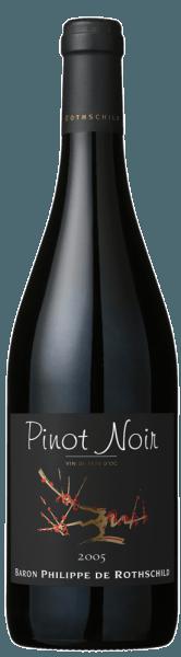Les Cépages Pinot Noir Pays d'Oc - Baron Philippe de Rothschild von Baron Philippe de Rothschild SA
