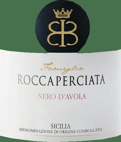 Nero d'Avola DOC 2019 - Roccaperciata von Roccaperciata