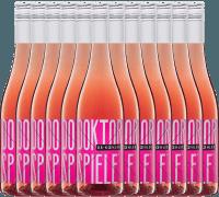 12er Vorteils-Weinpaket - Doktorspiele Rosé 2019 - Dr. Koehler