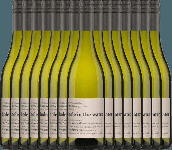 15er Vorteils-Weinpaket - Hole in the Water Sauvignon Blanc 2020 - Konrad Wines von Konrad Wines