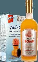 Vorschau: Poli Kreme 17 Bomb Likör mit Ei - Jacopo Poli mit Waffelbecher