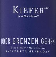 Vorschau: Über Grenzen gehen 2018 - Weingut Kiefer
