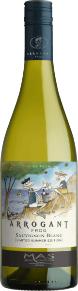Limited Summer Edition Sauvignon Blanc 2020 - Arrogant Frog