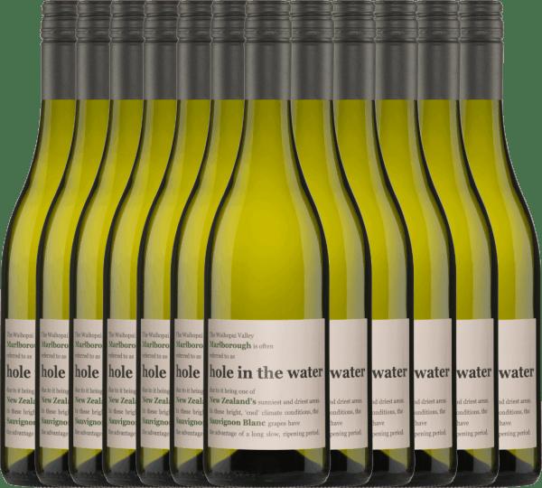 12er Vorteils-Weinpaket - Hole in the Water Sauvignon Blanc 2020 - Konrad Wines