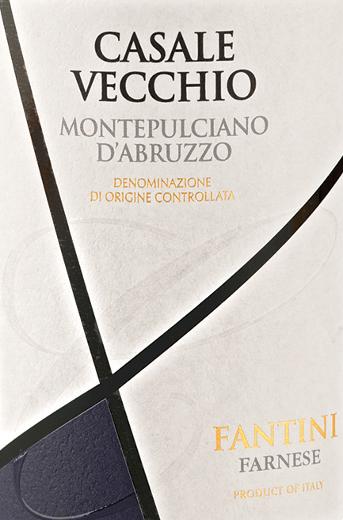 DerCasale Vecchio Montepulciano d'Abruzzo von Farnese Vini ist ein gut strukturierter, angenehm fruchtiger und eleganter Rotwein aus dem italienischen Weinanbaugebiet DOCMontepulciano d'Abruzzo in Abruzzen. Im Glas schimmert dieser Wein in einem kräftigen Rubinrot mit granatroten Glanzlichtern. Das anhaltende Bouquet wird von fruchtig-intensiven Aromen nach roten Früchten (Himbeere und rote Johannisbeere), Dörrpflaumen, Noten nach Amaretto und etwas Marzipan getragen-Abgerundet wird die fruchtige Aromatik von edlen Gewürzen. Am Gaumen dominieren neben der eleganten Fruchtfülle die weichen Tannine, die perfekt von der ausgewogenen Struktur und dem vollem Körper harmonieren. Vinifikation des Farnese Vini Casale Vecchio Nach der Lese der Trauben fand die Fermentation bei geringer Temperatur statt. Im Anschluss an die malolaktische Gärung wurde dieser Wein in Fässer aus amerikanischer Eiche umgefüllt und in diesen für 6 Monate ausgebaut. Speiseempfehlung für den Farnese Vini Casale Vecchio Genießen Sie diesen trockenen Rotwein aus Italien zu gereiftem Käse oder Fleisch vom Grill. Auszeichnungen für den Farnese Vini Casale Vecchio Mundus Vini: Goldemedaille für 2014 AWC Vienna International Wine Challenge: Silbermedaille für 2014