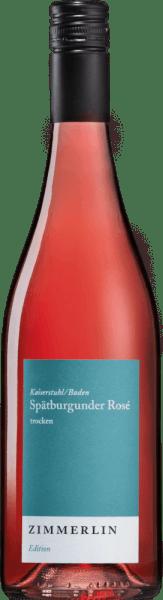 Spätburgunder Rosé Edition 2020 - Weingut Zimmerlin